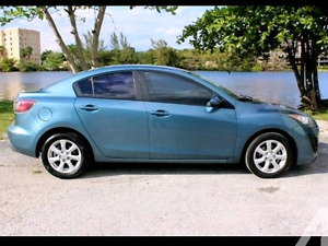 Mazda 3 2010 best condition. Good in saving gas. No low balling.
