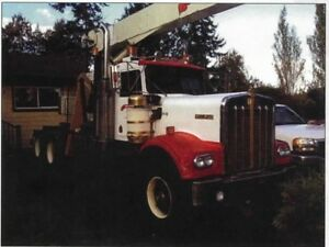 1977 Kenworth with 2003 National 600D