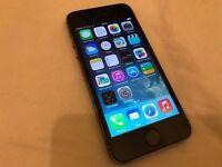 iPhone 5s 16GB on o2, Tesco and giffgaff