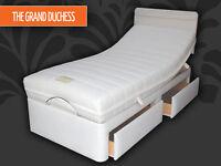 High-end luxury Hand made pure latex single mattress
