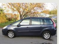 2010 CITROEN C4 GRAND PICASSO 1.6 HDI AUTOMATIC, 7 SEATER, CRUISE, MILEAGE 53000