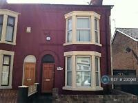 2 bedroom house in Benedict Street, Liverpool, L20 (2 bed)