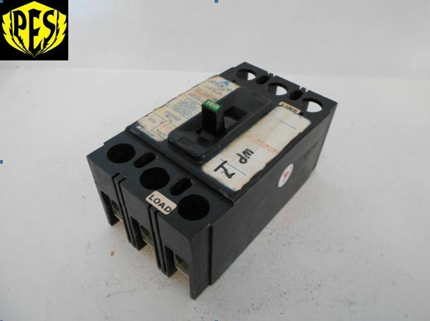 AMERICAN FEDERAL PACIFIC HEJ237150 3 POLE 150 AMP 240 VOLT CIRCUIT BREAKER