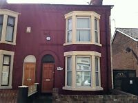 NO DEPOSIT... Two bedroom family end terraced Property on Benedict Street, Bootle L20.