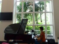Piiano Lessons BAYSWATER for everyone . A relaxed and entertaining way to learn how to play piano