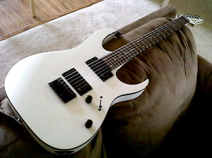 Ibanez RG2EX2 blanche - 10/10