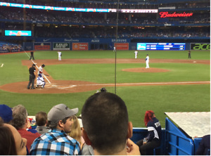 Blue Jays/Tampa Bay Rays - Thurs Sept 22 - Great Seats!