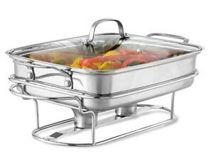 Chafing Dish Cuisinart Classic Entertaining Buffet Server