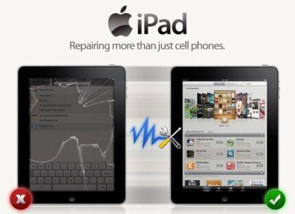 iPad  iPhone Broken Cracked Smashed Repair Specialists