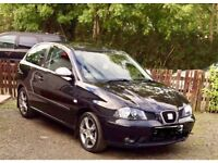 Seat Ibiza 1.9tdi Fr swap or sale
