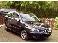 Seat Ibiza Fr sale or swap
