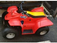 Quadzilla buzz 50 50cc quad bike