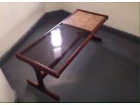 1970s G Plan Aformosia Teak coffee table vintage retro