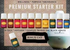 Young Living Essential Oil promo! Cornwall Ontario image 1
