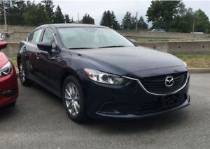 2017 Mazda6 GS-L - Low Kms - Excellent condition