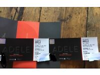 Adele Tickets (STANDING/SATURDAY)