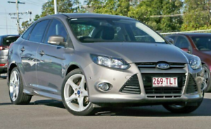 2012 Ford Focus LW MkII Titanium Sports Automatic Southport Gold Coast City Preview