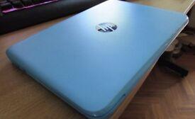 Blue HP STREAM 11.6 inch