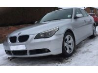 BMW 525D Excellent body and interior
