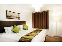 Short stay serviced apartment from £60 a night