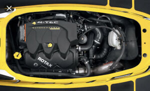 Looking for Brp 4 tec supercharged engine and pump from seadoo