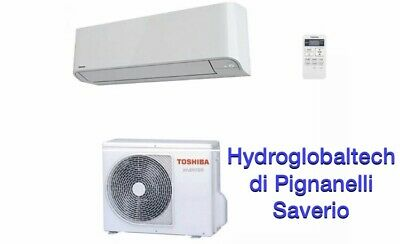 Climatizzatore Condizionatore Toshiba Inverter MIRAI 10000 Btu RAS-10BKVG-E R32