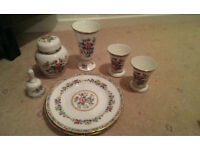 Coalport Ming rose assortment