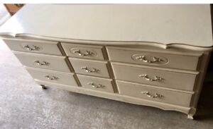 Oldie French Provincial Wooden Dresser