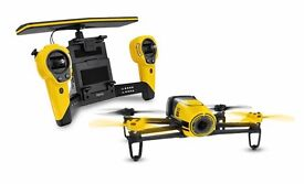 Parrot bebop drone with sky controller