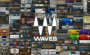Waves and Izotope Plugins