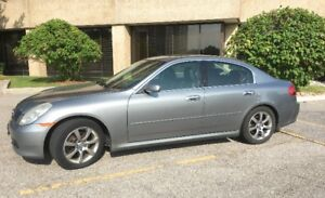 2005 Inifiniti G35 only for $1500