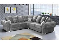 Brand New Verona Corner Sofa suites available now in stock quick delivery