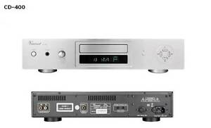 VINCENT CD-400 CD PLAYER = NEW - ONE ONLY Phillip Woden Valley Preview