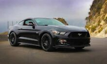 2016 Ford Mustang GT Fastback V8 manual black BRAND NEW Chadstone Monash Area Preview