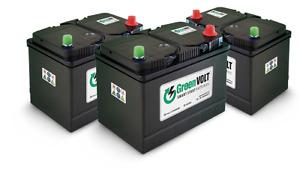 GreenVOLT Deep Cycle Truck Battery starting at $74.95