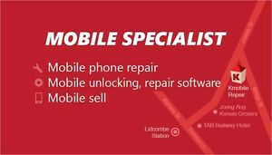 iPhone 6 iPhone 6s galaxy 7 edge etc repair Lidcombe Auburn Area Preview