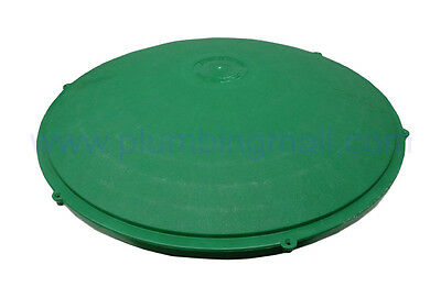 "24"" Septic Tank Lid/Cover - Tuf-Tite Domed Riser Lid"