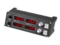 Flight simulator radio