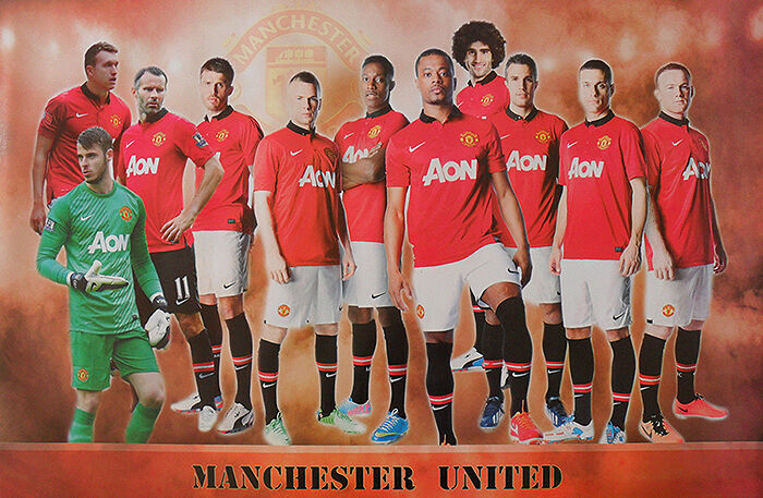 Your Guide to Vintage Manchester United Football Programmes