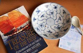 Chinese 1822 Tek Sing Shipwreck Joblot