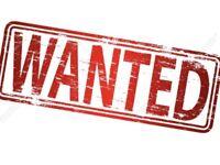 Wanted - Sat Nav