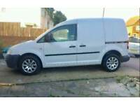 VOLKSWAGEN CADDY TDI DIESEL 1 OWNER FROM NEW! FSH VERY CLEAN INSIDE AND OUT may px swap