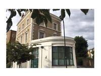 1 BED HOUSE - Stoke Newington Newington Green - Self Contained Split Level Open Plan - MIN. 12MTHS