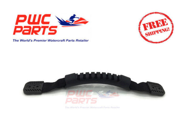 """PWC Parts Grab Webbing Handle 15"""" Length SeaRay Bayliner Tahoe Yamaha SeaDoo"""