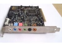 Creative Labs Sound Blaster Audigy 4 (SB0610) Sound Card