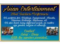 Bhangra Dhol Players/Teachers