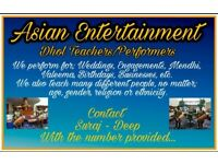Dhol Players/Teachers
