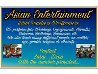 Dhol players/teachers in South Wales