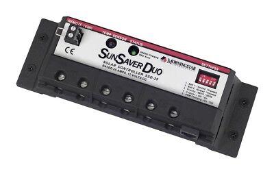 Morningstar SSD-25 SunSaver Duo Solar Controller  Morning Star Solar Controller