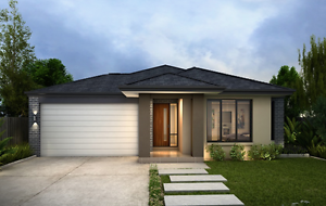 Melton 400 sqm land + 4 br, 2 bath, double garage house package. Melbourne Region Preview